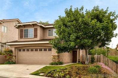 657 Hillhaven Dr, San Marcos, CA 92078 - #: 190022543