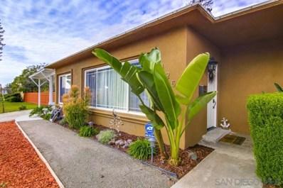 125 H St, Chula Vista, CA 91910 - #: 190022545