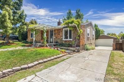7239 Stanford Ave, La Mesa, CA 91942 - #: 190022713