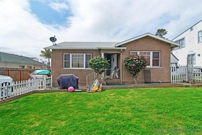 3225 Garrison Street, San Diego, CA 92106 - #: 190023232