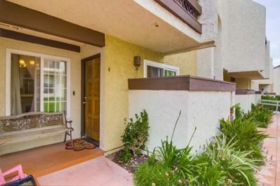 3422 Palm Ave UNIT 4, San Diego, CA 92154 - #: 190023584