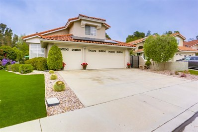 2176 Splendorwood Place, Escondido, CA 92026 - #: 190023908