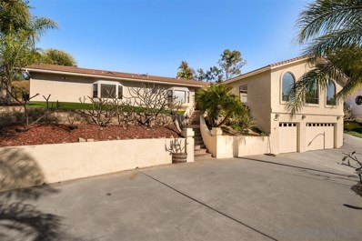 1262 Via Christina, Vista, CA 92084 - #: 190024148