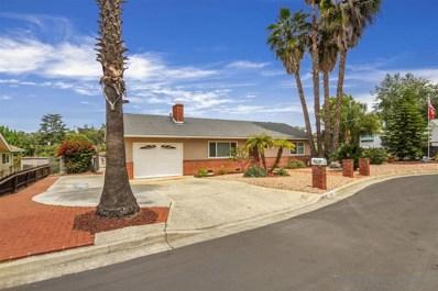 1280 Peach Grove Lane, Vista, CA 92084 - #: 190024199