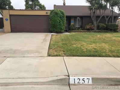 1257 Calle Colnett, San Marcos, CA 92069 - #: 190024357