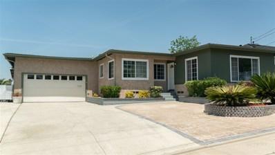 69 Whitney St, Chula Vista, CA 91910 - #: 190024462