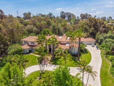 17608 Calle Mayor, Rancho Santa Fe, CA 92067 - #: 190024608