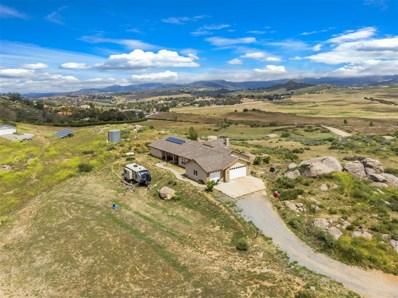 19560 Oak Mountain Rd, Ramona, CA 92065 - #: 190024807