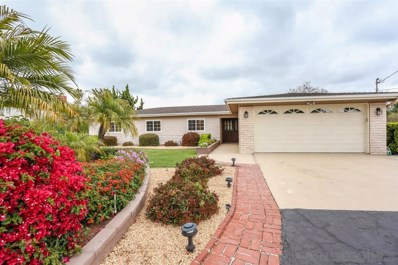 330 Zada Lane, Vista, CA 92084 - #: 190025515