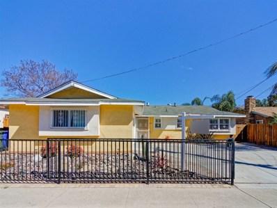 1615 San Altos, Lemon Grove, CA 91945 - #: 190025975
