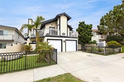1420 Grand Ave UNIT C, San Diego, CA 92109 - #: 190026022