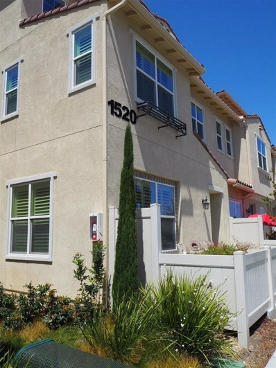 1520 Santa Carolina Rd UNIT 1, Chula Vista, CA 91913 - #: 190026243