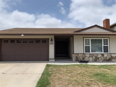 828 Ruthupham Ave, San Diego, CA 92154 - #: 190026284