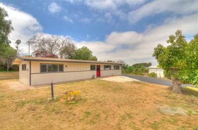 360 W W Clemmens Ln, Fallbrook, CA 92028 - #: 190026606