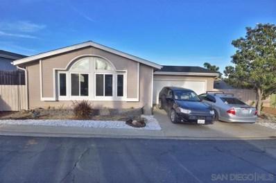 15935 Spring Oaks Road Spc UNIT 160, El Cajon, CA 92021 - #: 190026693