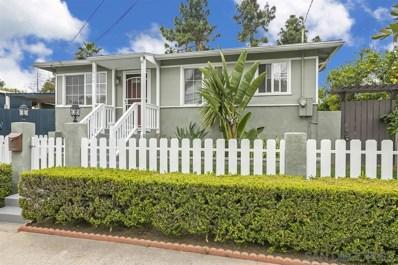1804 E Westinghouse St, San Diego, CA 92111 - #: 190026853