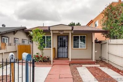 3680 Marlborough Ave, San Diego, CA 92105 - #: 190027116