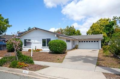 5803 Scripps Street, San Diego, CA 92122 - #: 190027474
