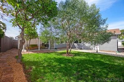 2145 Montclair Street, San Diego, CA 92104 - #: 190027536