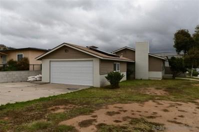 9348 Saint George Street, Spring Valley, CA 91977 - #: 190028363