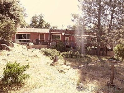 28824 Sequan Lane, Pine Valley, CA 91962 - #: 190028873