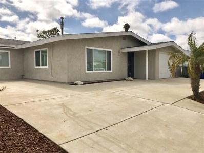 1446 Judson Way, Chula Vista, CA 91911 - #: 190029726