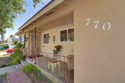 770 Dennis Ave, Chula Vista, CA 91910 - #: 190030256