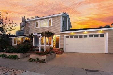 3509 Bayonne Dr, San Diego, CA 92109 - #: 190030821