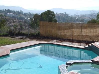 1811 Hidden Mesa Road, El Cajon, CA 92019 - #: 190031531