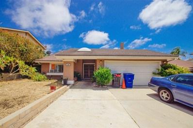 146 Camino Entrada, Chula Vista, CA 91910 - #: 190032033