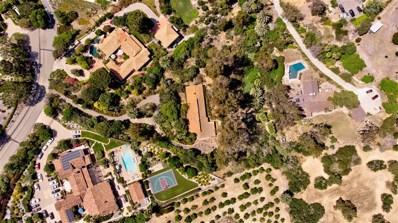 16614 El Zorro Vista, Rancho Santa Fe, CA 92067 - #: 190032316