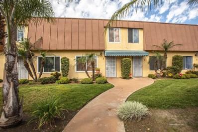 1434 Hilltop Drive UNIT 3, Chula Vista, CA 91911 - #: 190032834