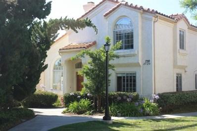 730 Breeze Hill Rd #274, Vista, CA 92081 - #: 190033052
