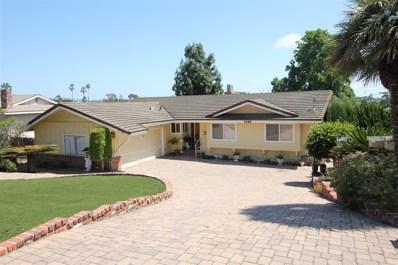 2290 Alta Vista Drive, Vista, CA 92084 - #: 190033316
