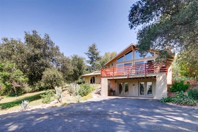 1342 Viejas View Ln, Alpine, CA 91901 - #: 190033592