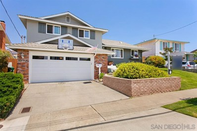 6935 Maury Drive, San Diego, CA 92119 - #: 190034413