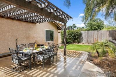 1296 Rachel Circle, Escondido, CA 92026 - #: 190043003