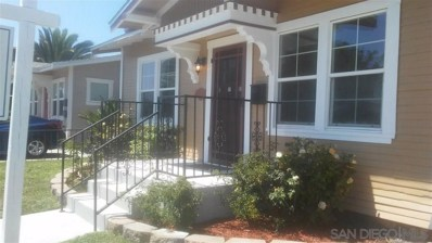 3592 Orange Avenue, San Diego, CA 92104 - #: 190044738
