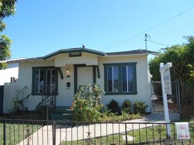 3579 Orange Avenue, San Diego, CA 92104 - #: 190044739