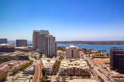 888 W E Street UNIT 2504, San Diego, CA 92101 - #: 190048483