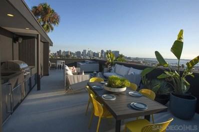 590 W Laurel UNIT _Townho>, San Diego, CA 92103 - #: 190053408