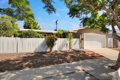 5021 Cole Street, San Diego, CA 92117 - #: 190055027