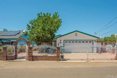 8248 Golden Ave, Lemon Grove, CA 91945 - #: 190056513