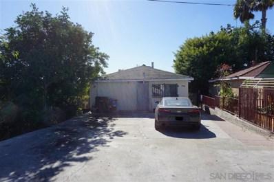 3590 Island Ave, San Diego, CA 92102 - #: 190059712
