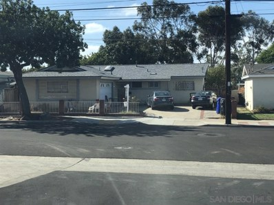 4240 Kirkcaldy Dr, San Diego, CA 92111 - #: 190061683