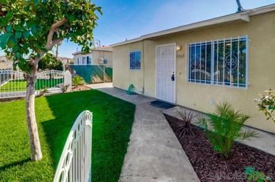 3985 C Street, San Diego, CA 92102 - #: 190061848