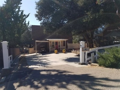 1911 2nd St, Julian, CA 92036 - #: 190061992