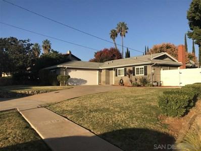 1392 N Elm Street, Escondido, CA 92026 - #: 190062018