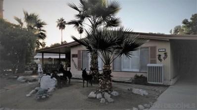 1010 Palm Canyon Dr UNIT 331, Borrego Springs, CA 92004 - #: 190063247