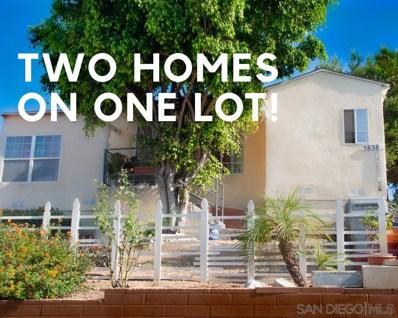 3836-3838 Franklin Ave, San Diego, CA 92113 - #: 190063482